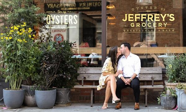 Michelle & Josh