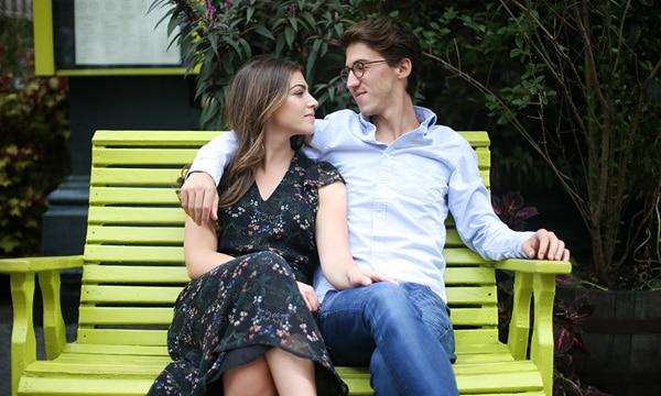Olivia & Daniel