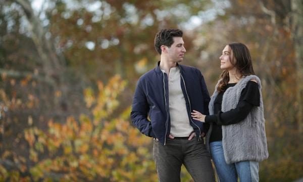 Rachel & Steven