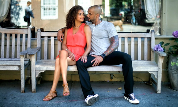 Rochelle & CJ