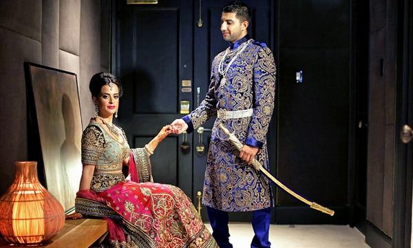 Komal & Vivek
