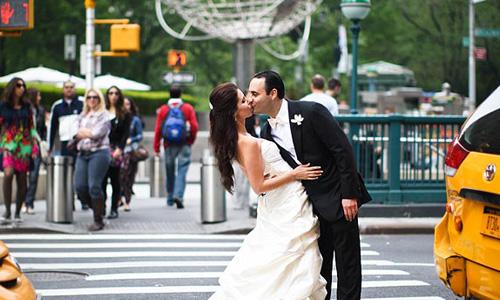 Real Wedding - Rachel and Neil