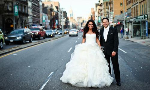 A Capitale Wedding in New York City, New York
