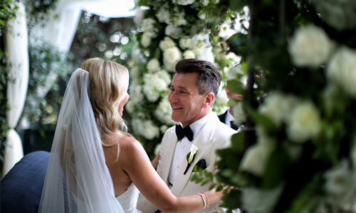 Kym Johnson, Robert Herjavec's Wedding Album: Planner Michael Russo Touches on the Classic and Timeless Details