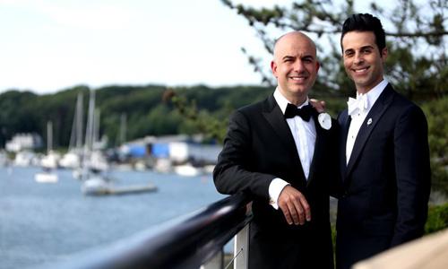 A Harbor Club at Prime Wedding in Huntington, New York