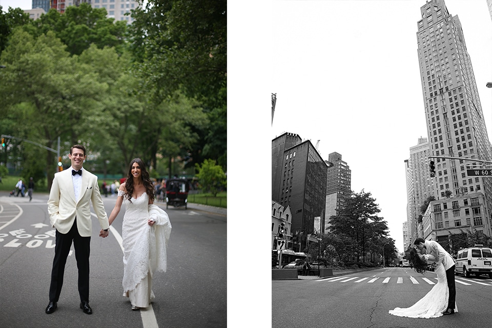 Summer In The City Five Late Spring Amp Summer Weddings We